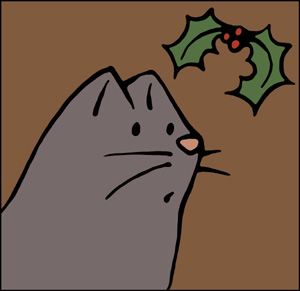 Advent Doodle 1