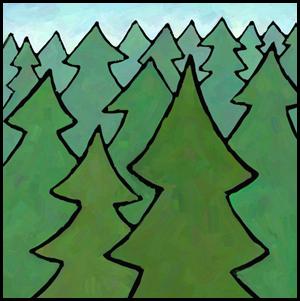 Advent Doodle 9 2011