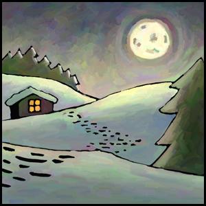 Advent Doodle 21 2011