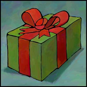 Advent Doodle 25 2011