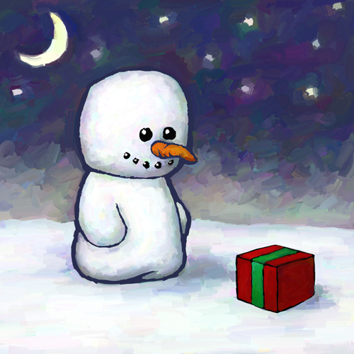 The Snowman's Gift