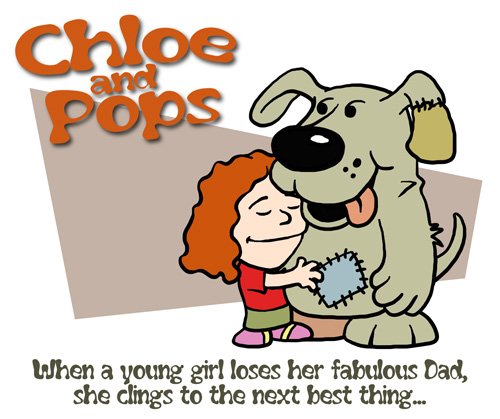 Chloe and Pops
