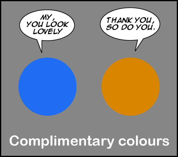 Complimentary Colours