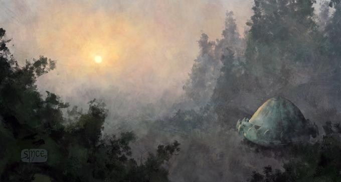 UFO Mist 1As